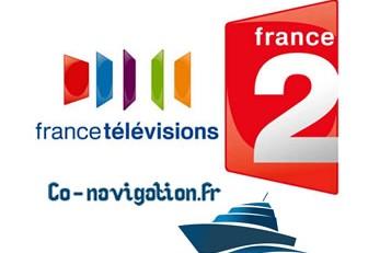 Co-navigation sur France 2 !