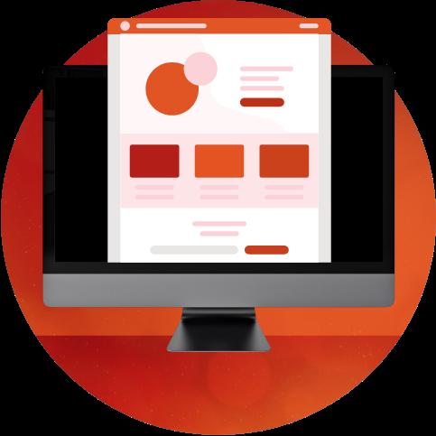 Création de sites internet vitrine